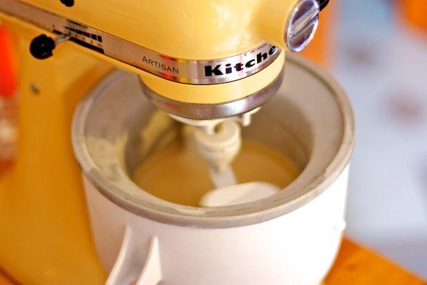 Gelato di zucca we cook at home - Macchina per il gelato in casa ...