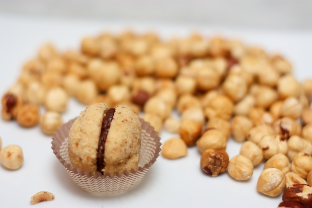 Baci Di Dama Cookies | we cook at home